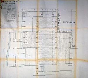 Planimetria originale