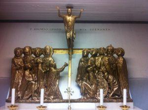 Altare degli esuli Istriani