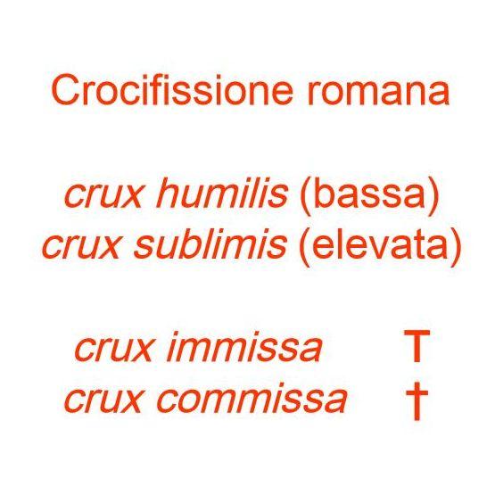 Crocifissione romana