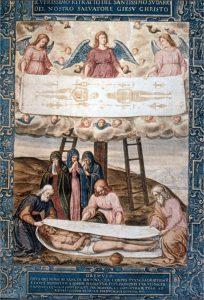 Deposizione dalla Croce, G.B. della Rovere (Galleria Sabauda - Torino, XVII sec.)