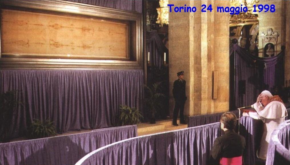 Torino 24 maggio 1998