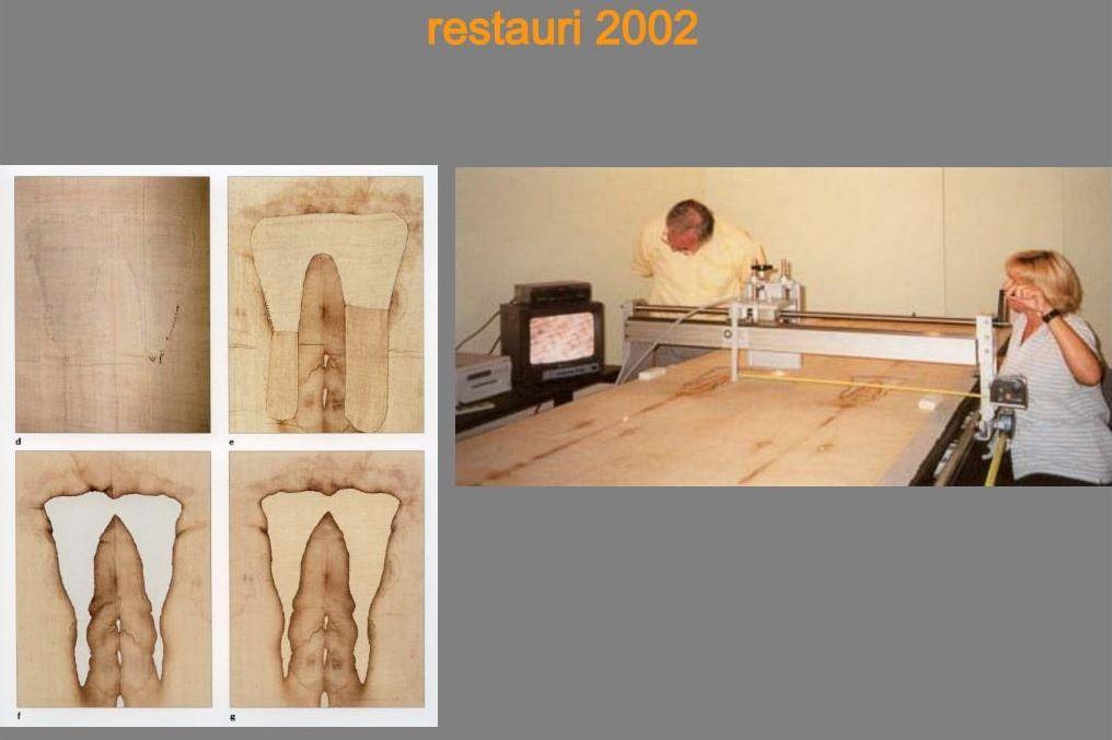 Restauri del 2002