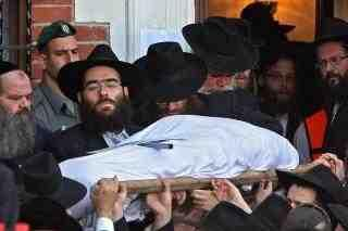 Rito funerario ebraico moderno