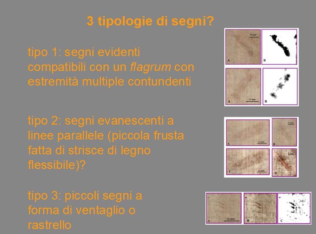 3 tipologie di segni