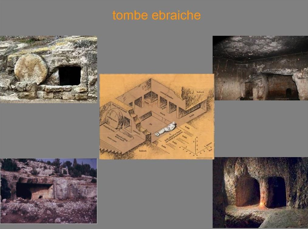 Esempi di tombe ebraiche