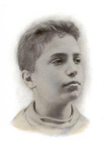 Marcello Labor a 11-12 anni