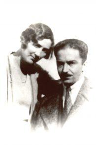 I coniugi Labor negli anni '30
