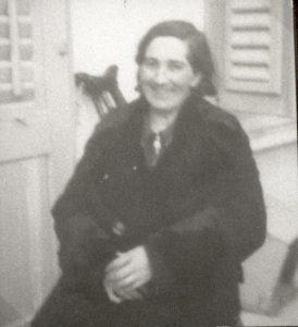 Elsa Reiss, moglie di Marcello Labor
