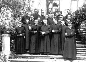 Marcello Labor al Seminario di Venezia