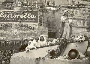 Marcello Labor accoglie la Madonna Pellegrina