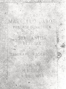 Iscrizione tombale