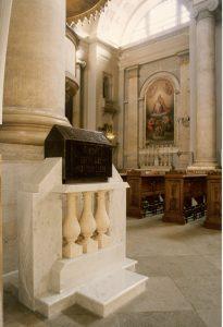 Monumento presso Sant'Antonio Taumaturgo