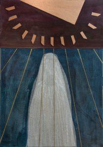 Gesù sale al cielo