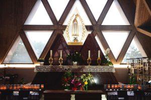 Altare della Madonna di Fatima