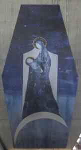 Ave Maria Madre di Misericordia Porta del Cielo