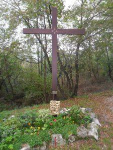 Via Crucis esterna - Prima stazione