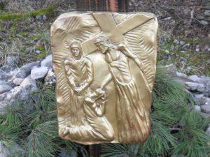 Ottava stazione - Gesù incontra le pie donne