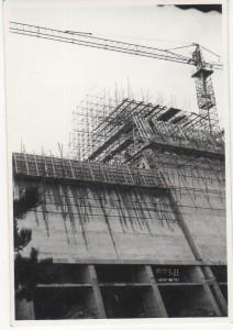 GT32 Monte Grisa A11 1964 65 in costruzione 16
