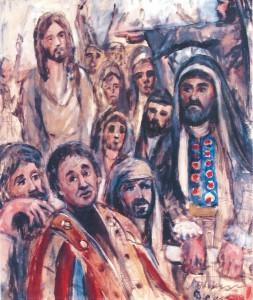 Via Crucis - stazione 01